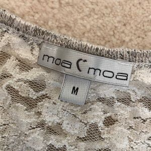Moa Moa Sweaters - Moa Moa light sweater